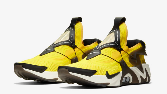 Deze nieuwe Nike schoenen strik je via Siri en je Apple Watch
